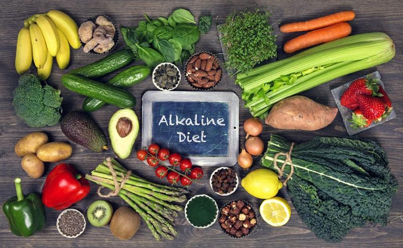 Статья щелочная диета