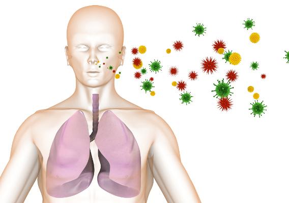 Лечение органов дыхания