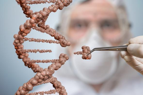 фотография гены и ученый